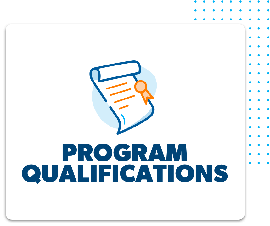 Program Qualifications