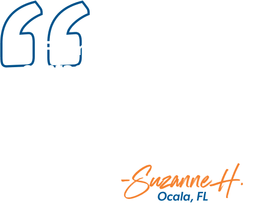 Florida resident gives testimonial about a Ramsey real estate agent