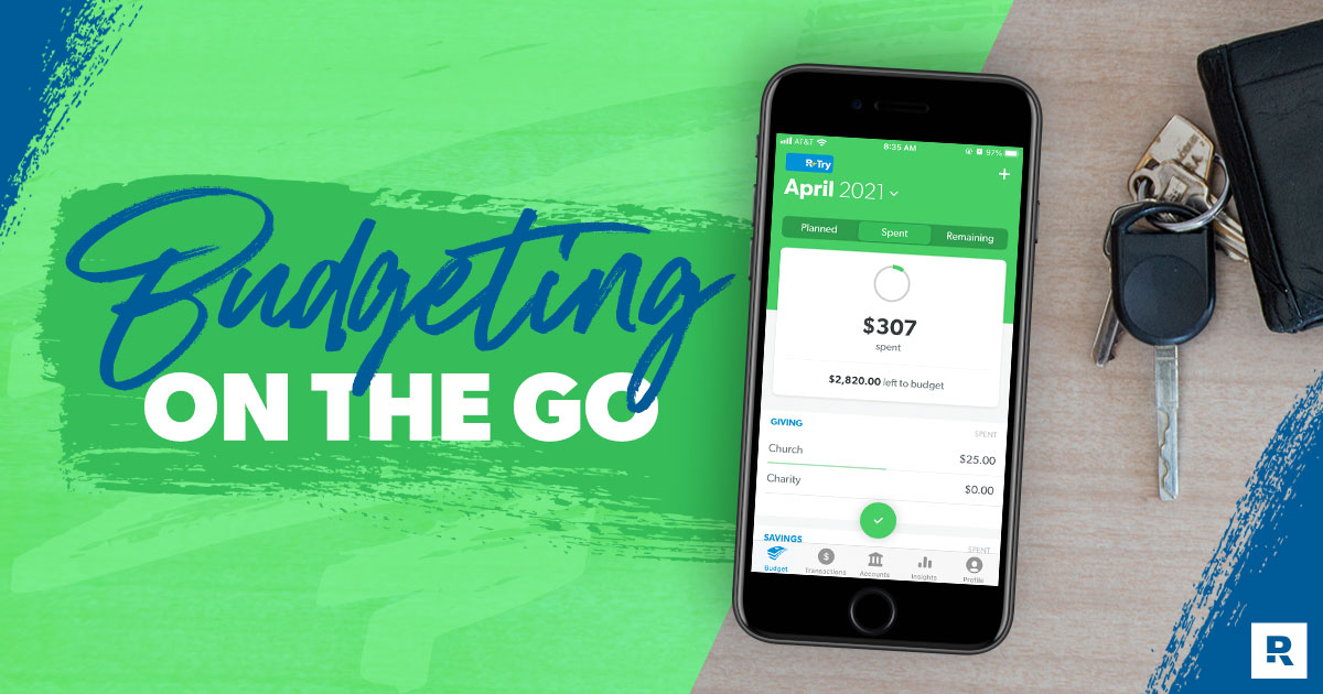 Budgeting on the go