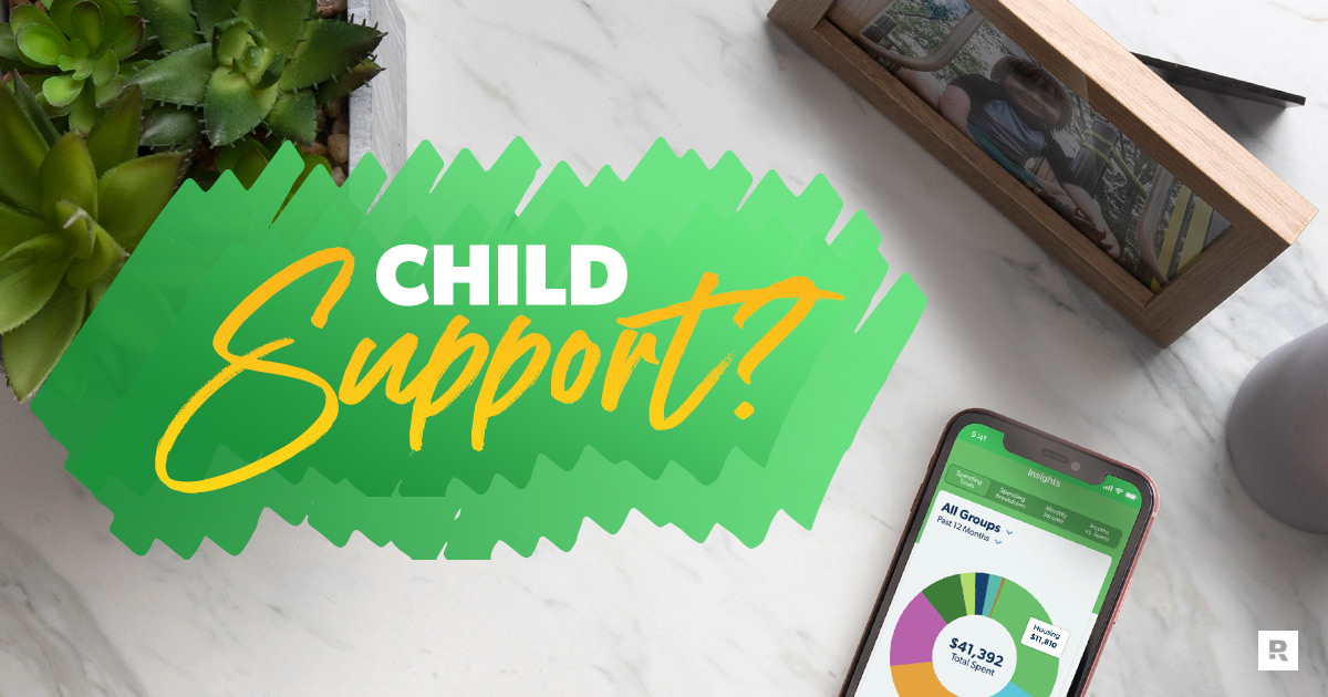what can child support be used for