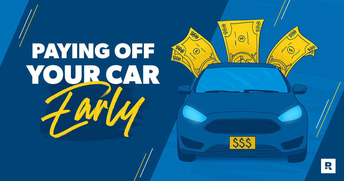 Paying off your car early