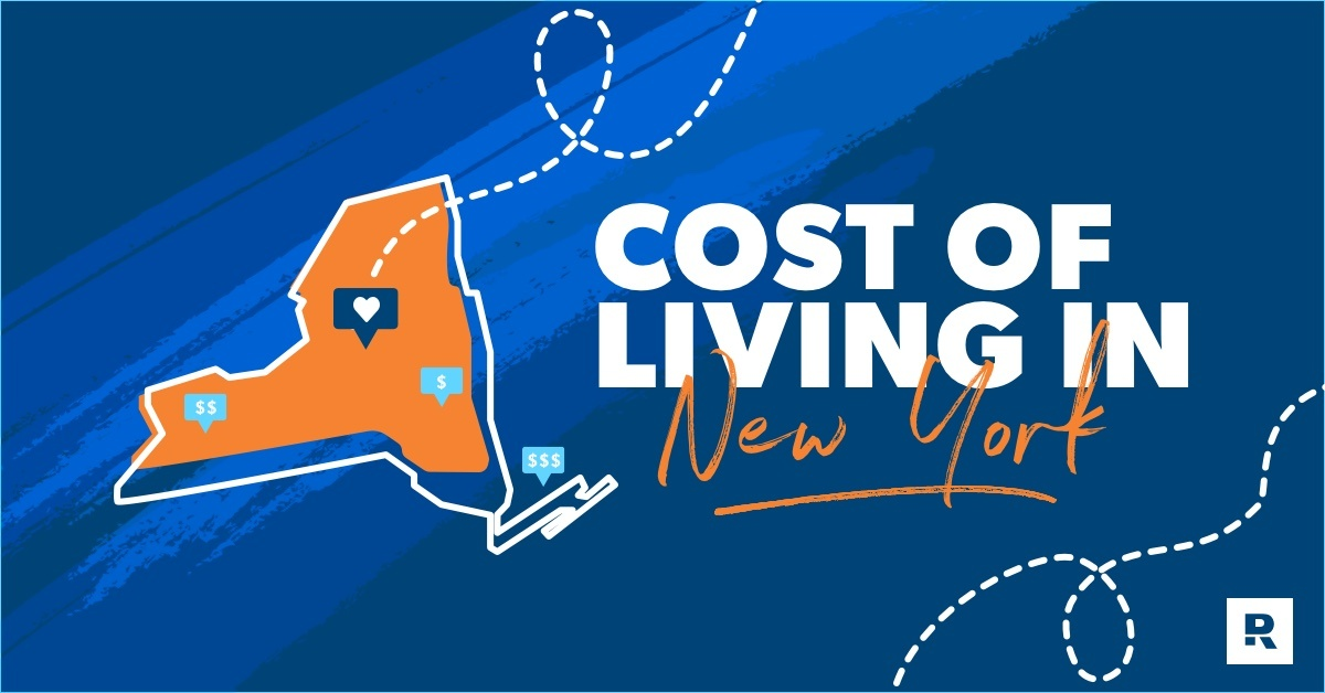 Cost of Living in New York.