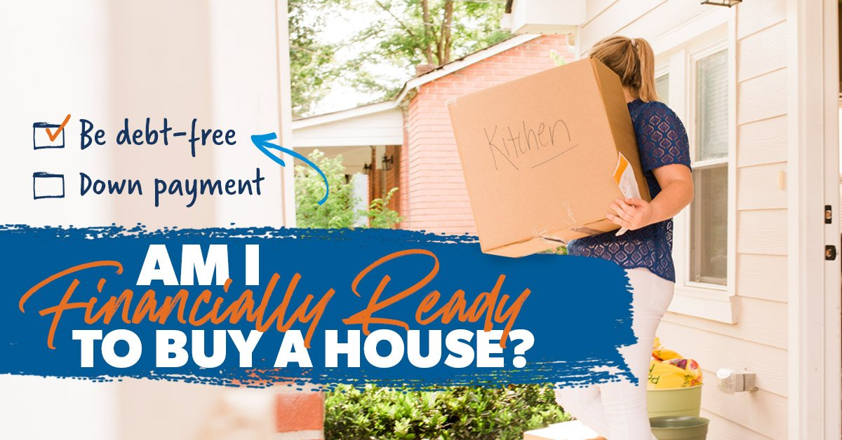 Am I financially ready to buy a house?