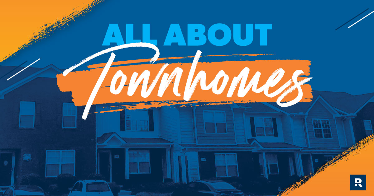 All about Townhomes
