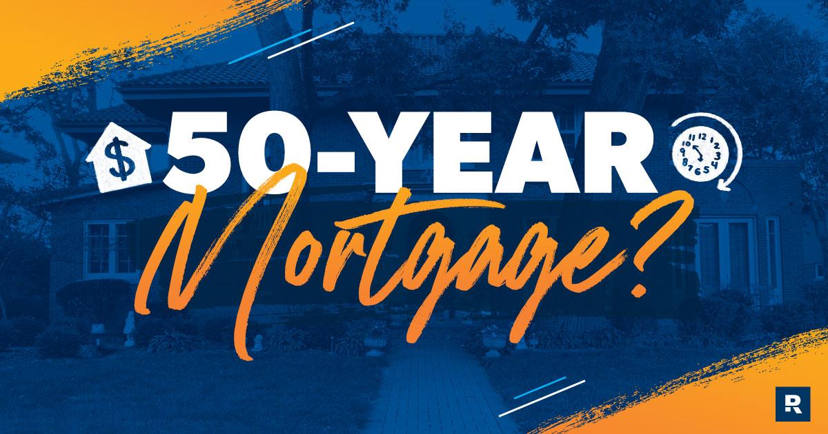 50-year Mortgage