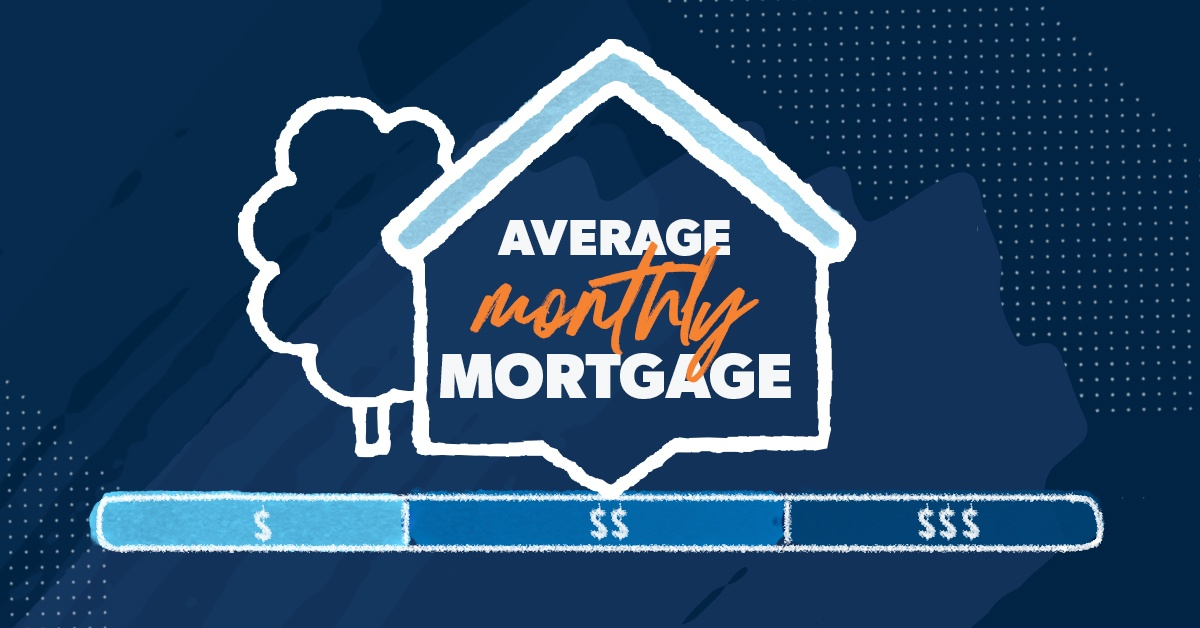 What's the Average Monthly Mortgage Payment?