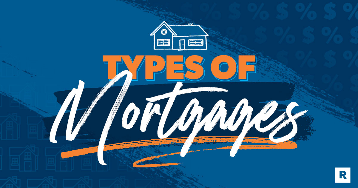 Types of Mortgages