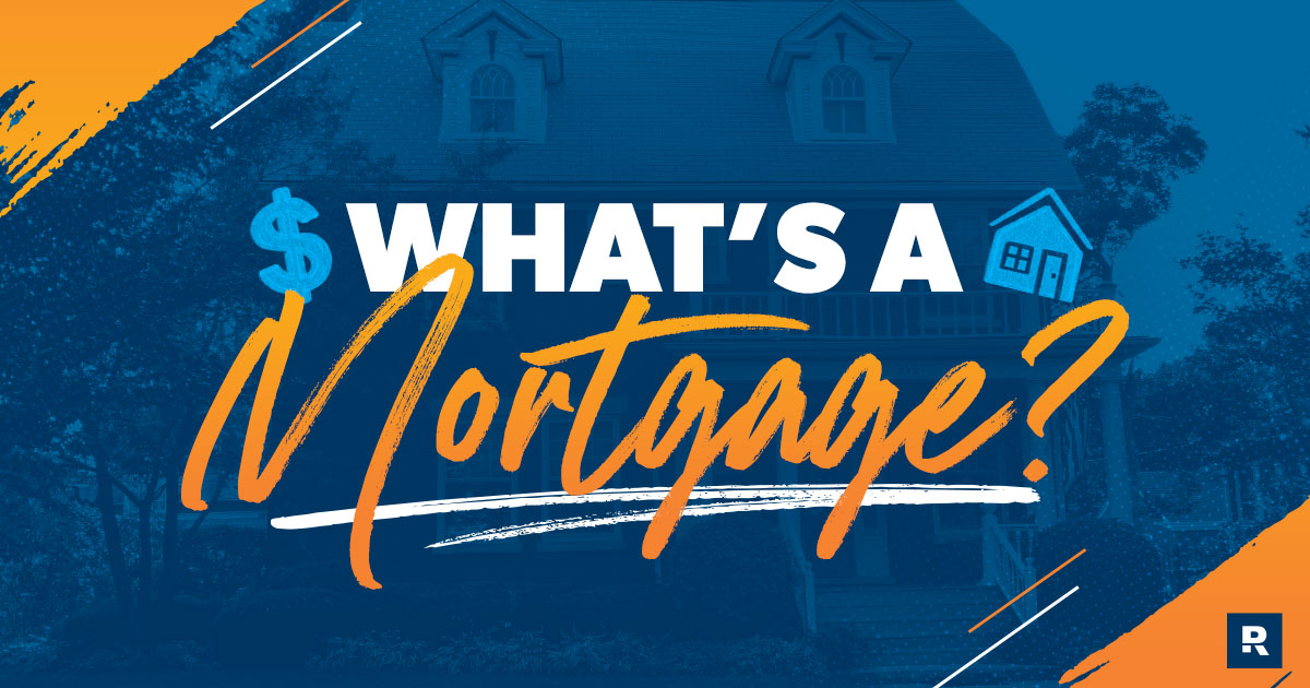 what's a mortgage