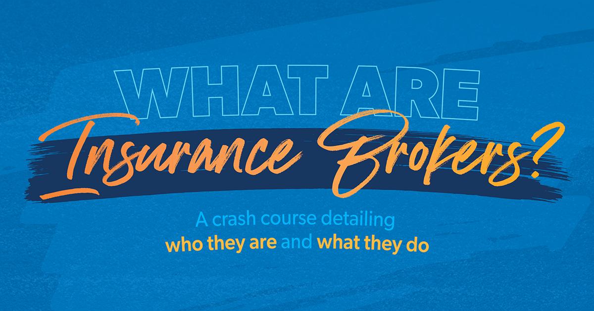 what is an insurance broker