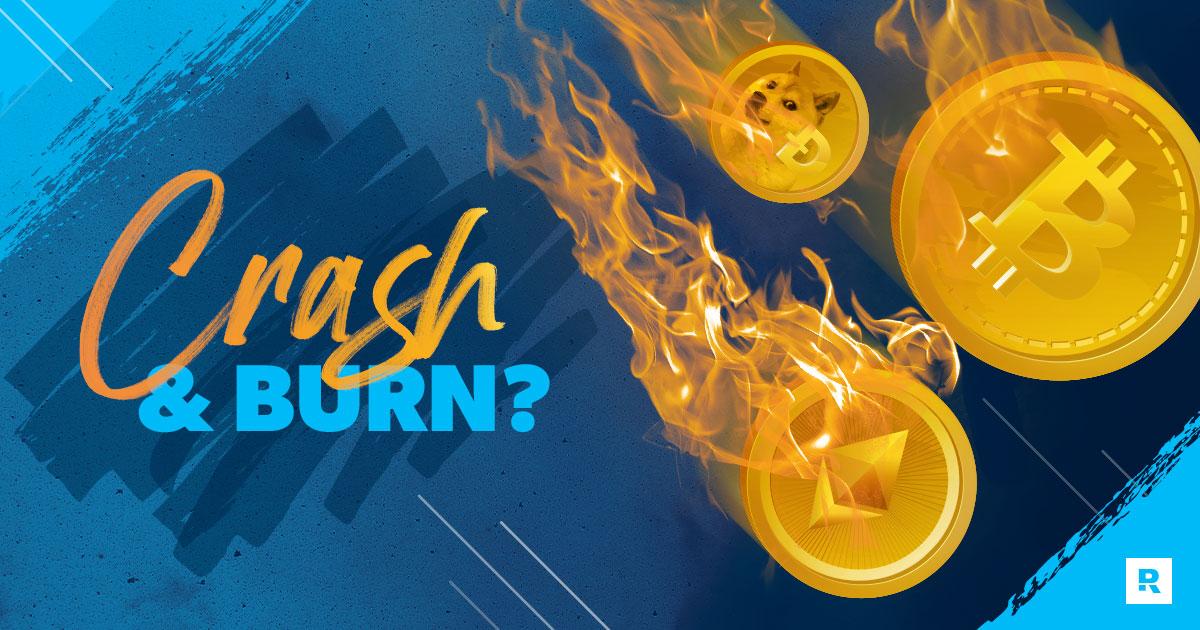 The Crypto Crash & Burn