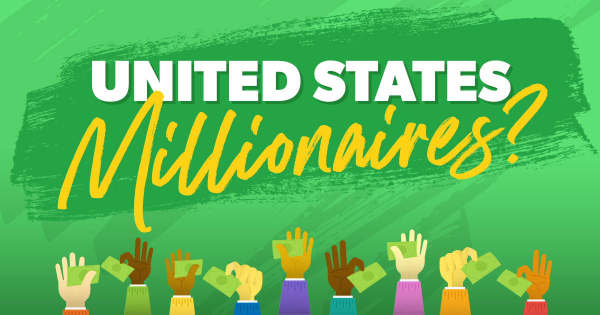 How Many Millionaires Are in the U.S.?