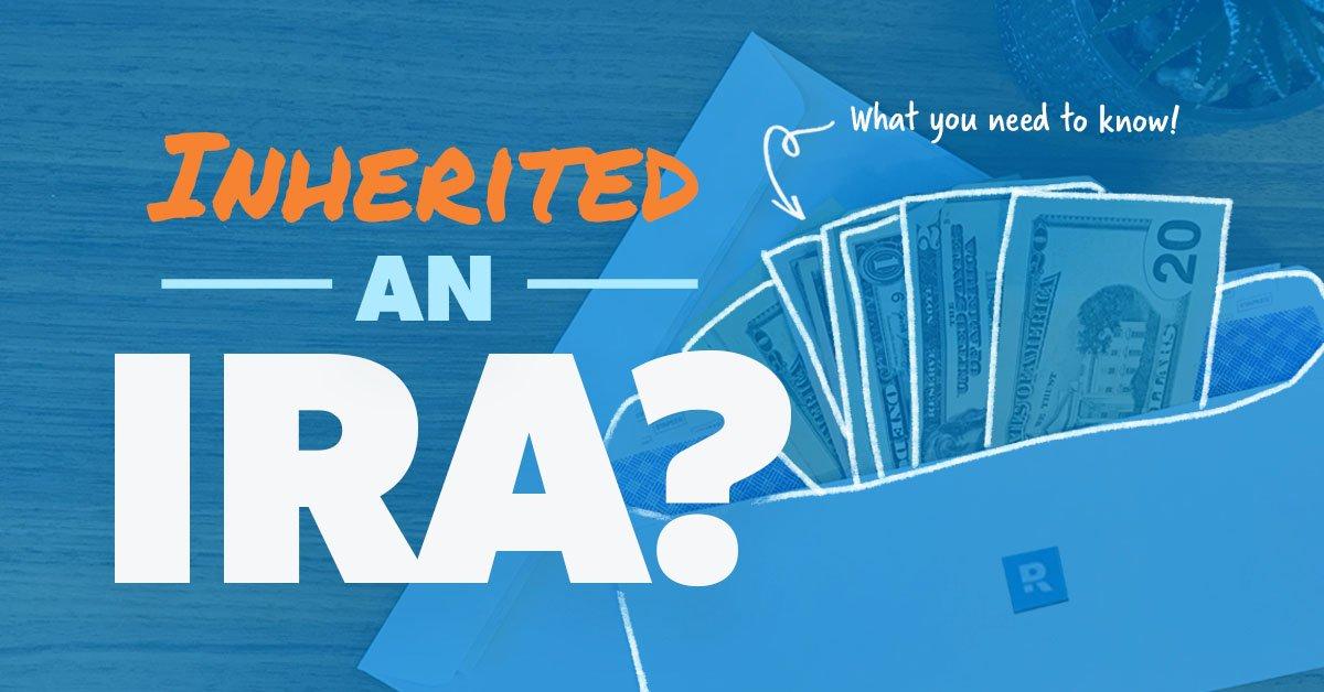 Inheriting an IRA