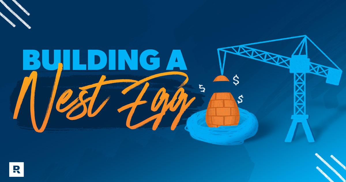 how to build a nest egg