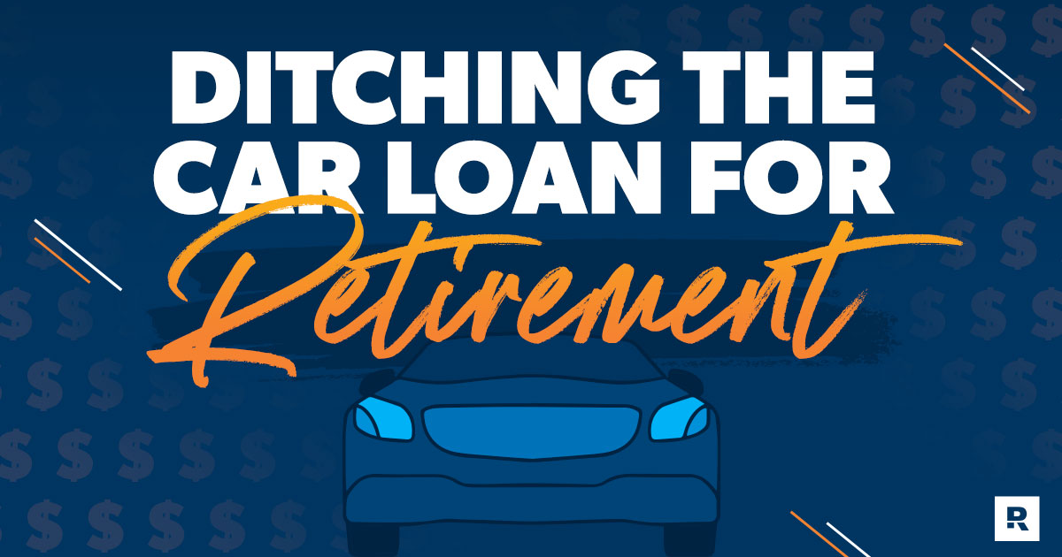 Ditching the car loan for retirement