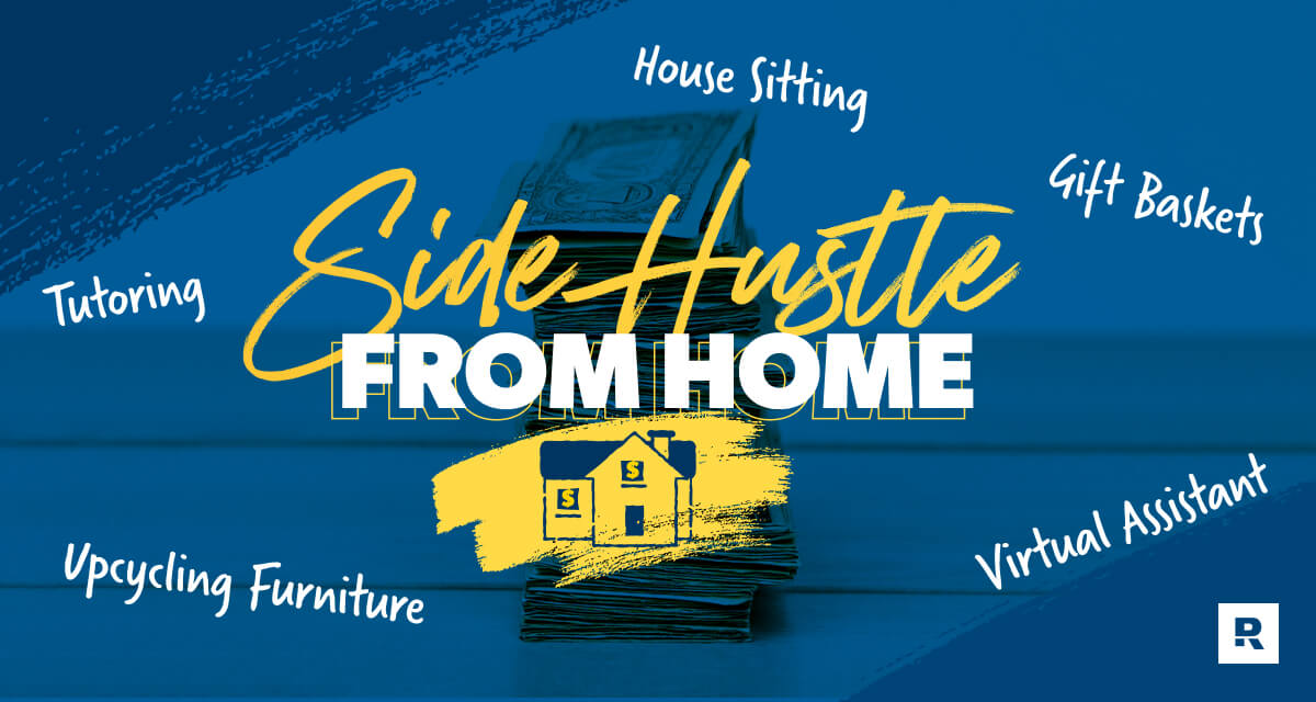 Side Hustle from Home