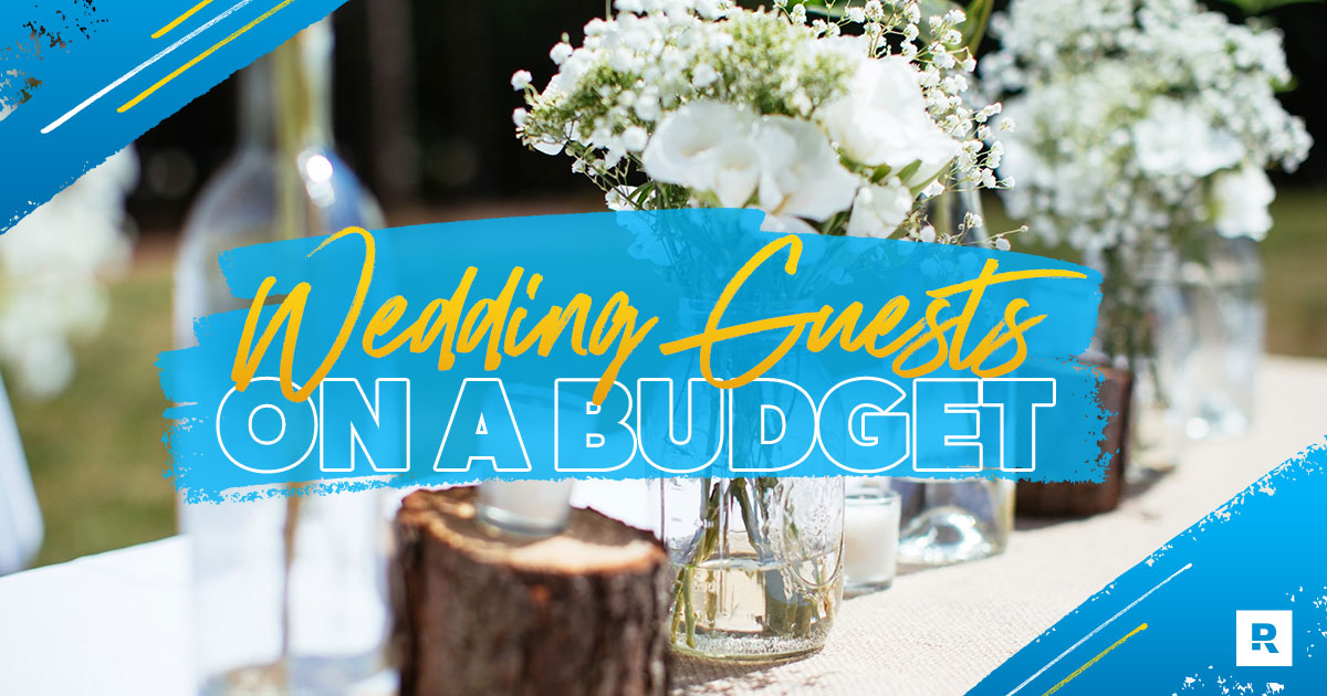 Wedding Guests on a Budget