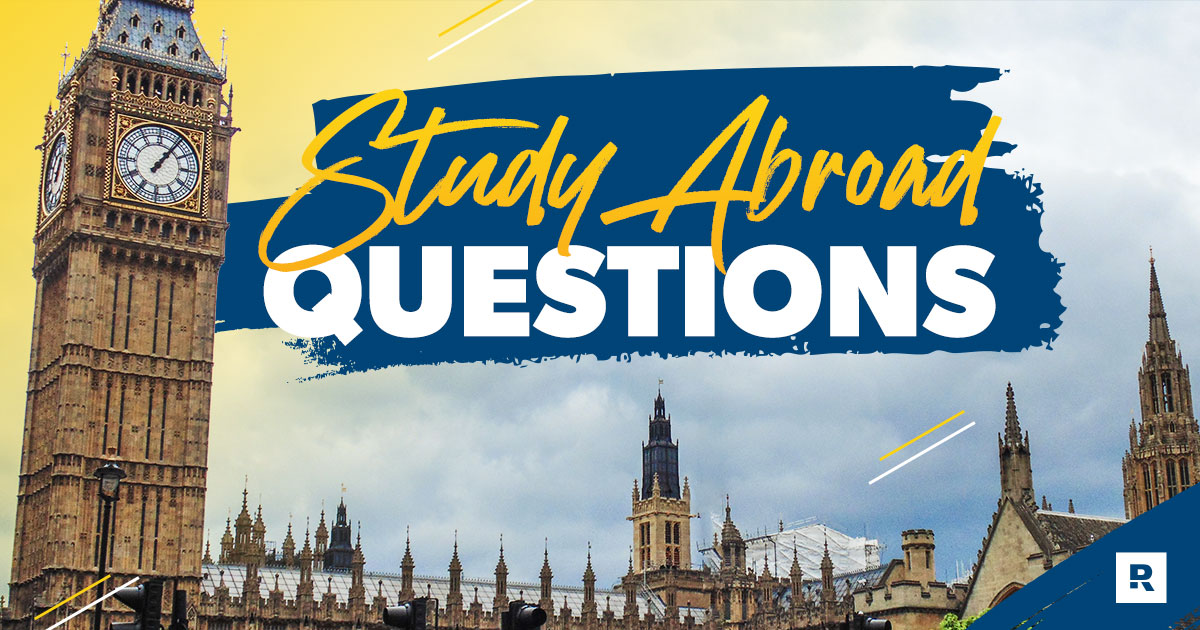 Study Aboard Questions