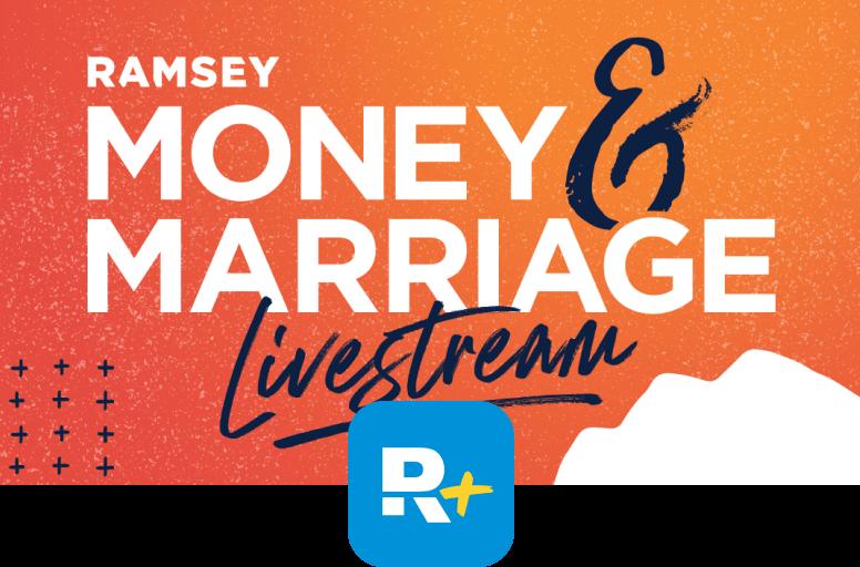 Ramsey Money & Marriage Livestream