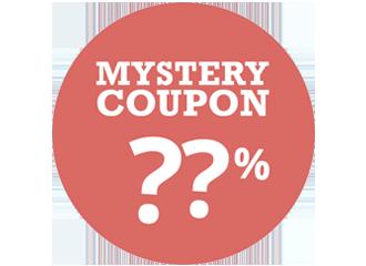 Halloween Mystery Coupon Sale