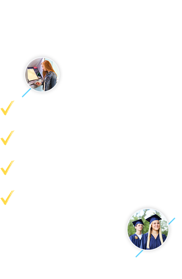 The Foundations in Personal Finance homeschool curriculum will help you teach your teen how to save an emergency fund, stay out of debt, graduate college debt-free, invest for the future, and so much more!