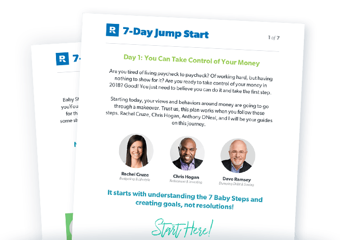 Image of the Jump-Start email series