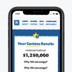 Term Life Insurance Calculator