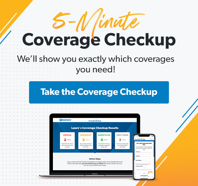 5-Minute Coverage Checkup