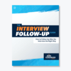 Interview Follow-Up Guide