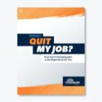 Should I Quit My Job? Quiz