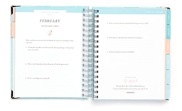 Business Boutique Goal Planner: Monthly Review
