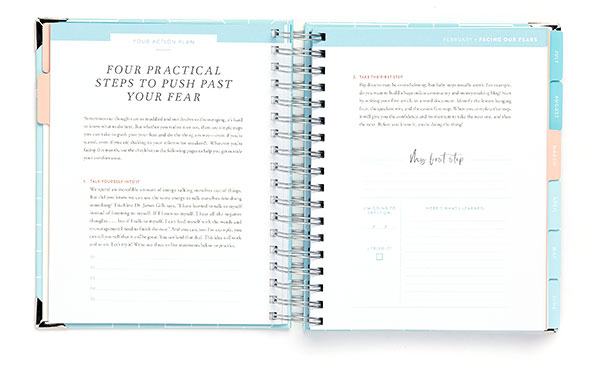 Business Boutique Goal Planner: Monthly Worksheet