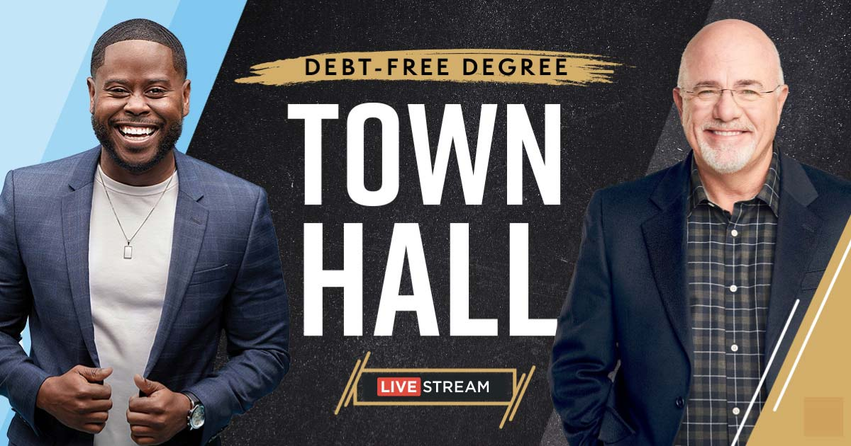 Debt-Free Degree Town Hall