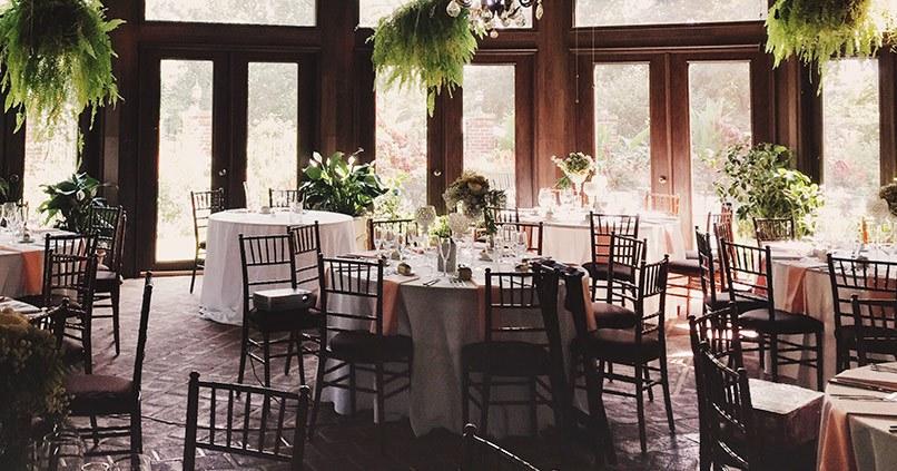 Elegant Loft Wedding