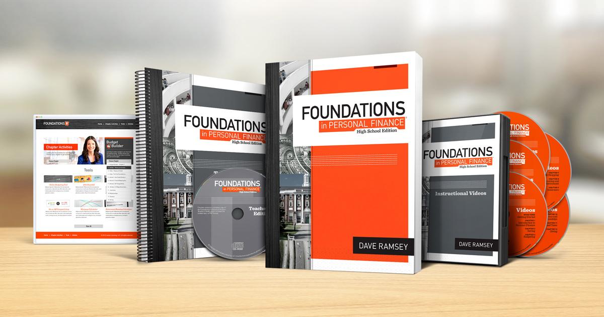 Foundations in Personal Finance | DaveRamsey com