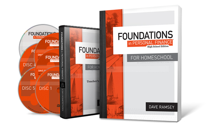 Foundations in Personal Finance: High School Edition for Homeschool product image