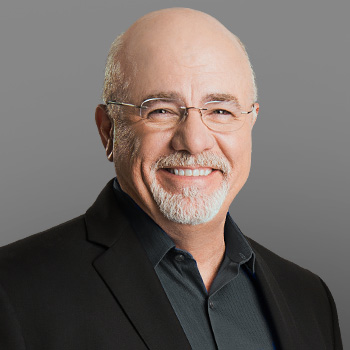 Dave Ramsey headshot for middle school