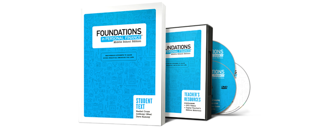 Foundations in Personal Finance: Middle School Edition product image