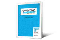 Foundations in Personal Finance: Middle School Edition student text