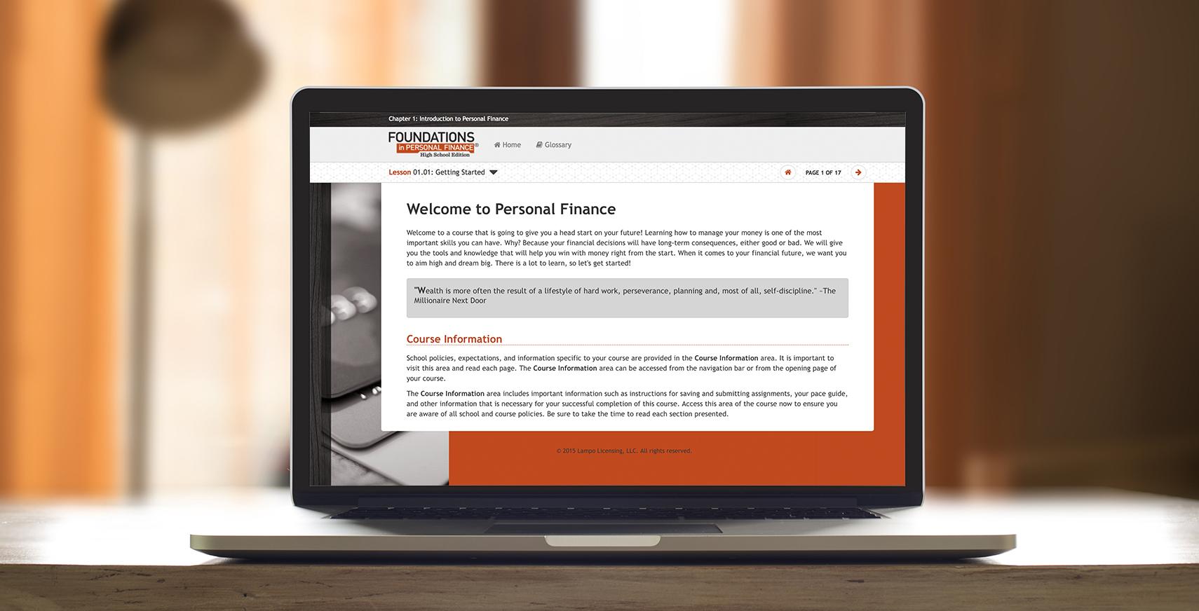 Foundations In Personal Finance Daveramsey Com