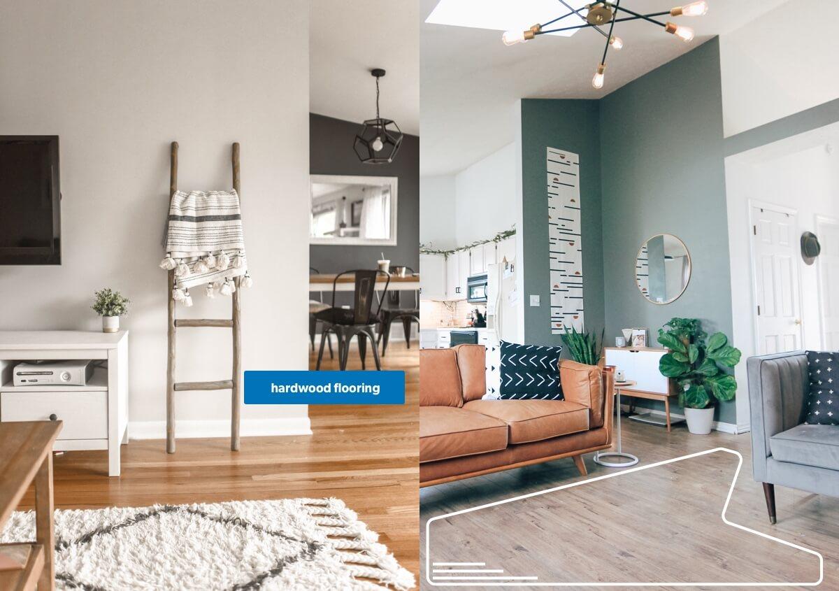Home Renovation: Hardwood Flooring Installation
