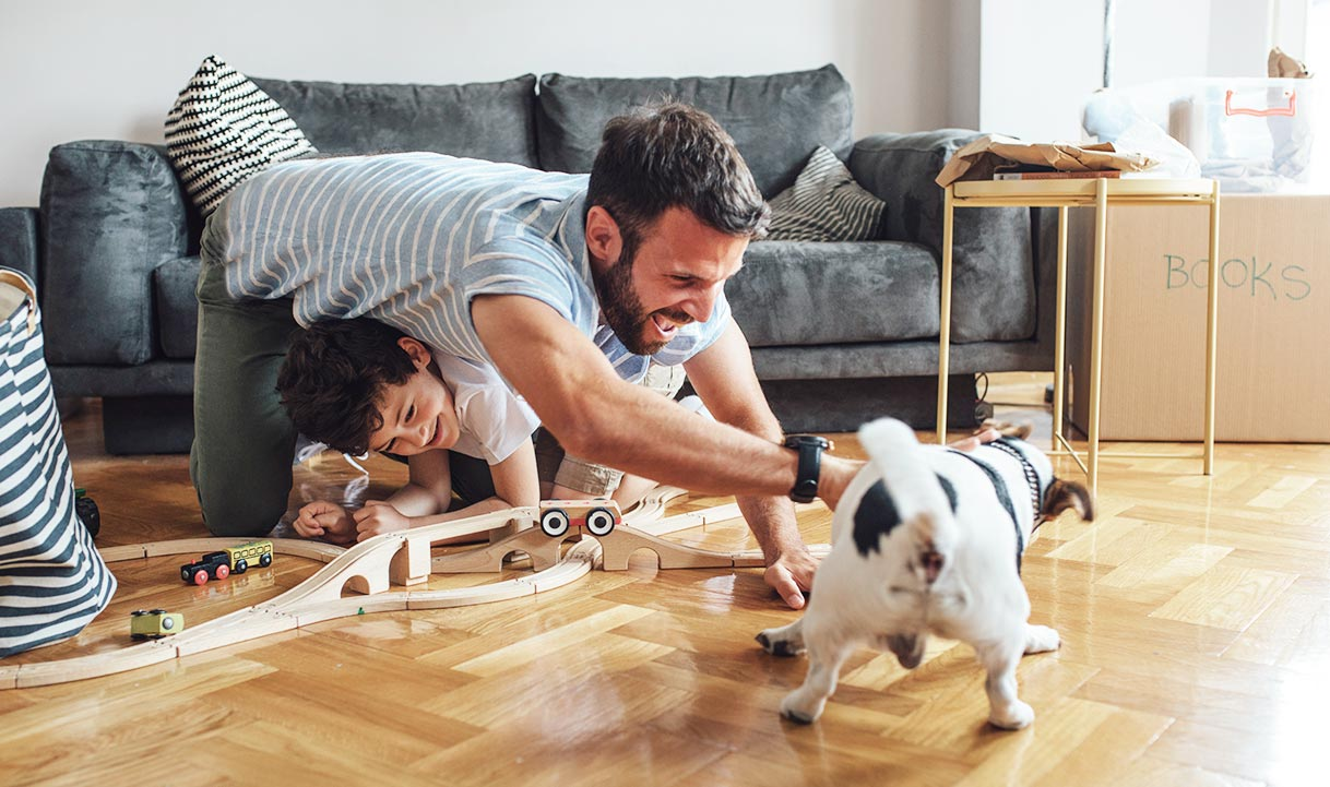 How to Sell a House: Tackle the toys and find a place for your pets