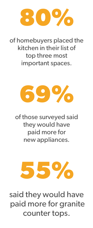 Kitchen Remodeling Stats