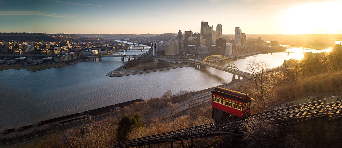 2018 Best Cities to Retire Pittsburgh Pennsylvania