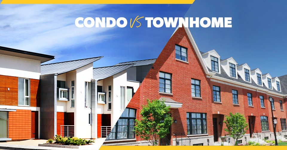Condos Vs Townhomes What S The Difference Daveramsey Com
