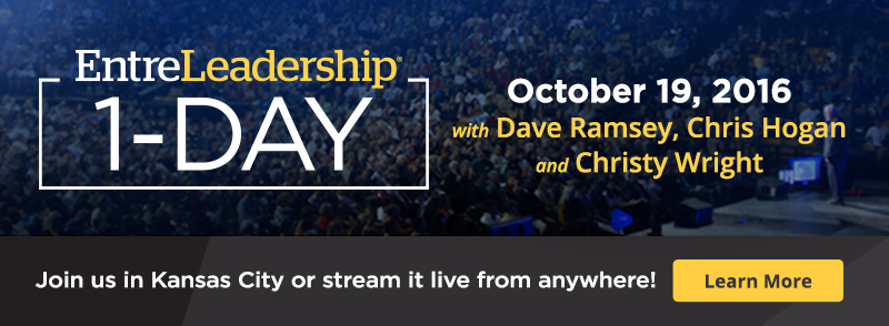 EntreLeadership 1-Day