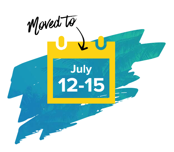 Summit dates moved to July 12-15