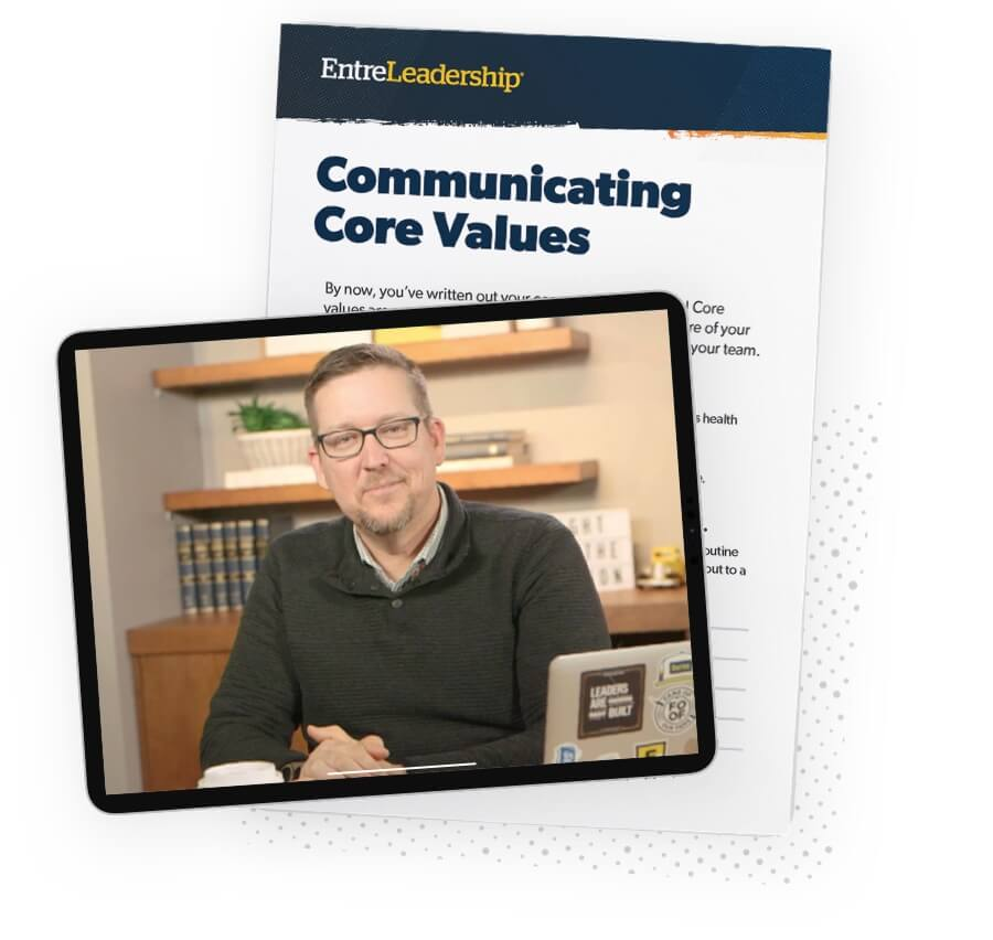 EntreLeadership Weekly Live Workshops