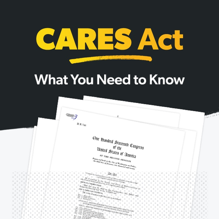 What Employers Need to Know About the CARES Act