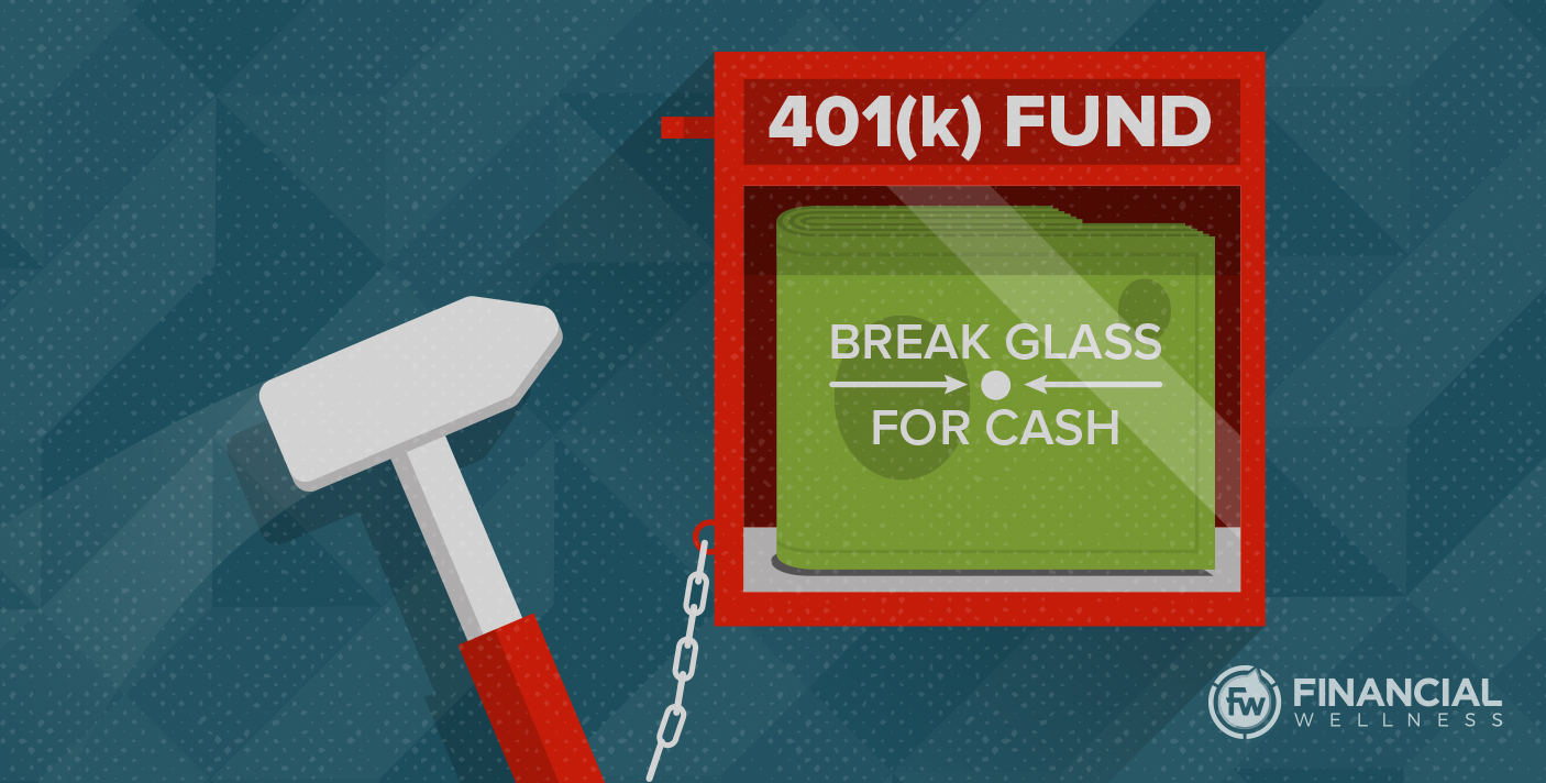 Huge Problem: Employees Are Using 401(k) Loans as Emergency Savings