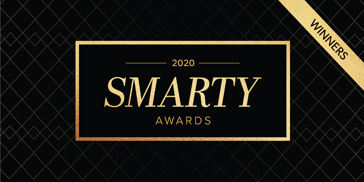 The 2020 Smarty Award Winners